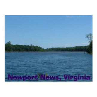 Noticias de Newport, Virginia Postal