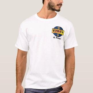 Noticias del titán 4 camiseta