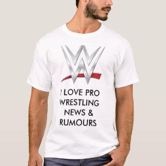 Noticias y rumores de lucha del amor del I de los Camiseta