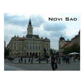 Nove triste postal