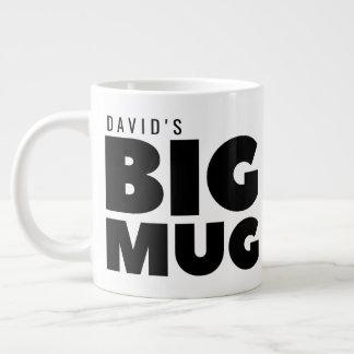 Novedad conocida de encargo enorme taza de café gigante