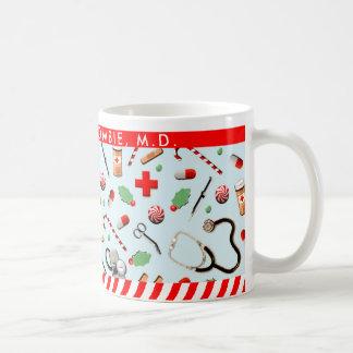 novedades del doctor taza de café