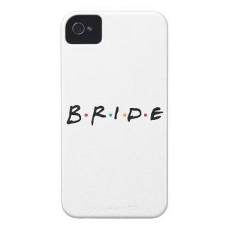 Novia a ser carcasa para iPhone 4 de Case-Mate