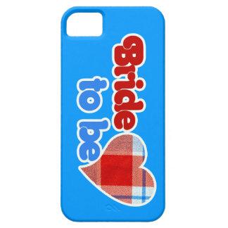 Novia a ser iPhone 5 Case-Mate protector