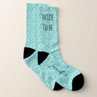 Calcetines Novia de la NOVIA y del CO para casar calcetines