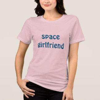 novia del espacio camiseta