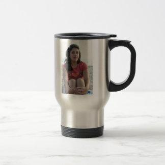 novia del MI de la estafa del taza