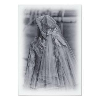 Novia del país invitación 8,9 x 12,7 cm