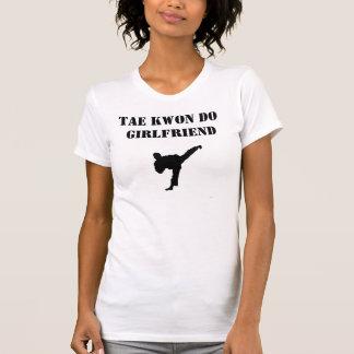 Novia del Taekwondo Camisetas