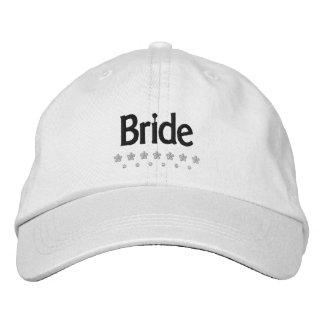 Novia - gorra bordado boda gorra bordada