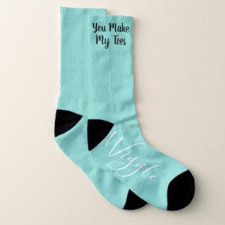 NOVIA y CO usted hace mis calcetines del fiesta