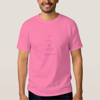 Novio de ILoveMy FTM Camiseta