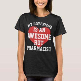 Novio del farmacéutico camiseta