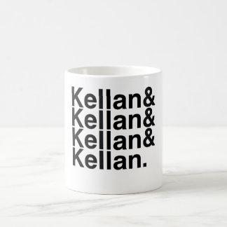 Novio Kellan, Kellan, Kellan, Kellan del libro Taza De Café