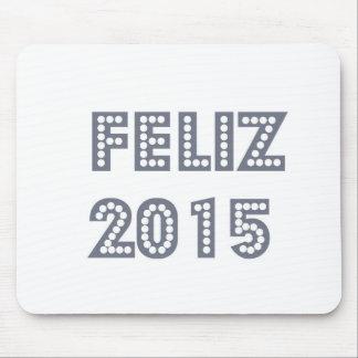 Novo del ano de Feliz Alfombrilla De Ratón