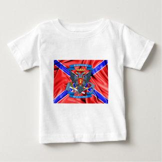 Novorossiya-Bandera Camiseta De Bebé