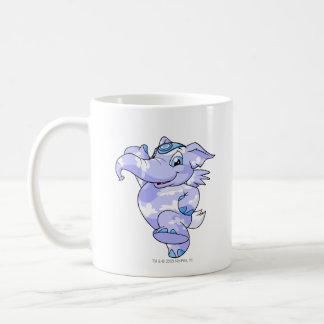 Nube de Elephante Tazas De Café