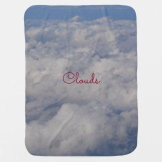 Nubes Mantita Para Bebé
