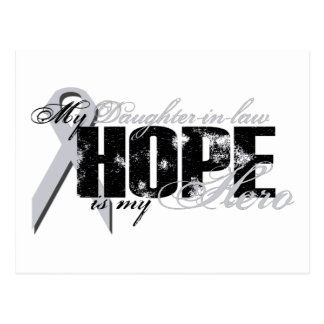 Nuera mi héroe - esperanza del pulmón postal