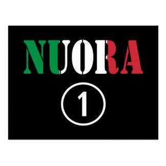 Nueras italianas: Uno de Nuora Numero Postal