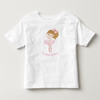 Nuestra pequeña bailarina camiseta de bebé