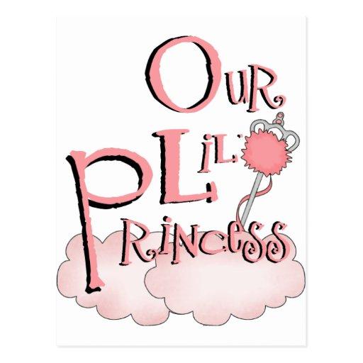 Nuestra princesa de Lil Postales