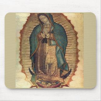 Nuestra señora de Guadalupe Mousepad Alfombrilla De Ratón