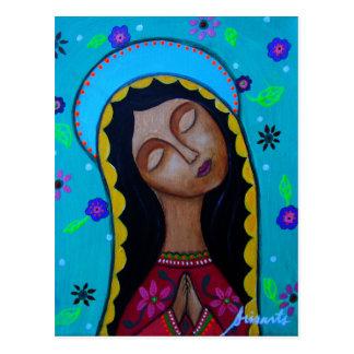 Nuestra señora de Guadalupe Postal