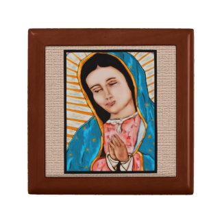 Nuestra señora de la caja del tesoro de Guadalupe