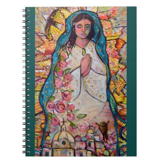 Nuestra señora del diario de Guadalupe Cuaderno