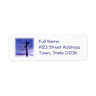 Nuestras etiquetas de correo del padre etiqueta de remitente