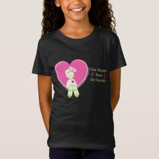 Nuestro golpe de corazones para Scarlett Camiseta