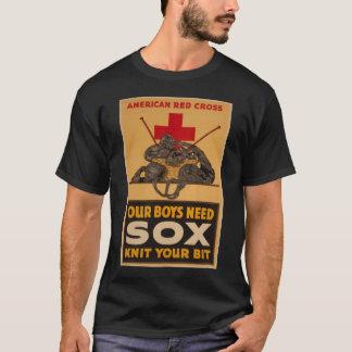 Nuestro Sox de la necesidad de los muchachos Camiseta