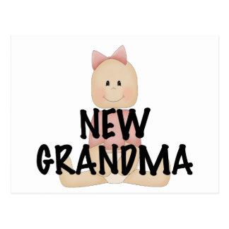 Nueva abuela postal