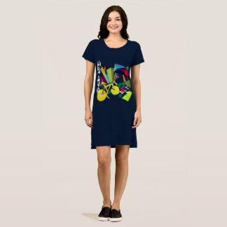 NUEVA alegría del diseño popular de la vida de Vestido