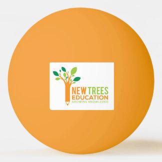 Nueva bola de los árboles del ping-pong