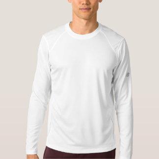 Nueva camisa de manga larga de la balanza de los