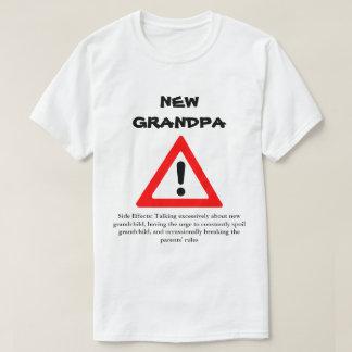 Nueva camisa divertida del abuelo