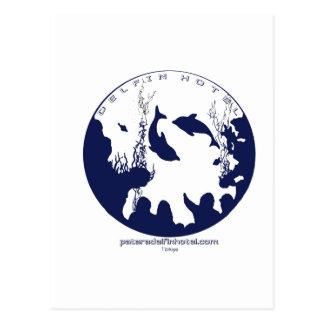 nueva copia del hotel del delfin postal