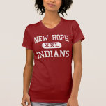 Nueva esperanza - indios - alta - nueva esperanza camisetas