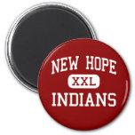 Nueva esperanza - indios - alta - nueva esperanza  imanes