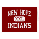 Nueva esperanza - indios - alta - nueva esperanza  felicitacion