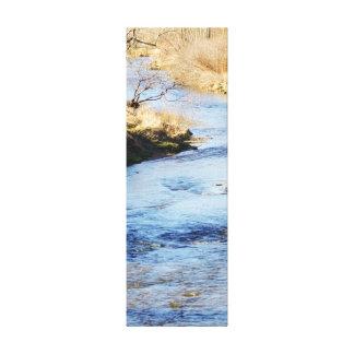 Nueva impresión de la lona del río de South Fork