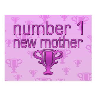 Nueva madre del número 1