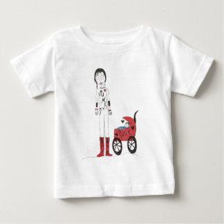 Nueva mamá espeluznante camisetas