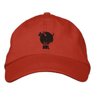 Nueva mandarina del casquillo del diablo de Lil Gorra De Béisbol