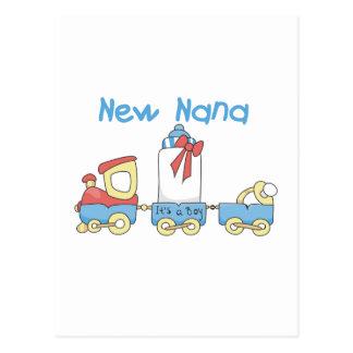 Nueva Nana - camisetas y regalo del tren Postal