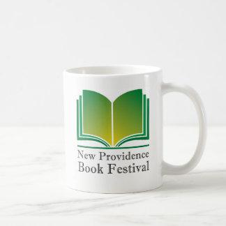 Nueva taza del festival del libro de Providence