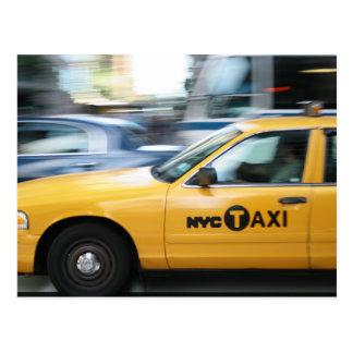 Nueva York Cab Postal