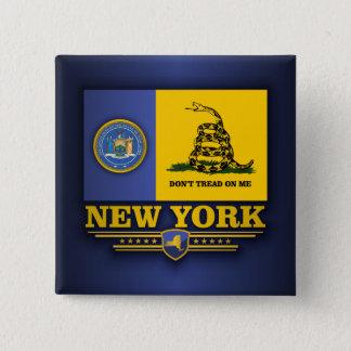 Nueva York (DTOM) Chapa Cuadrada